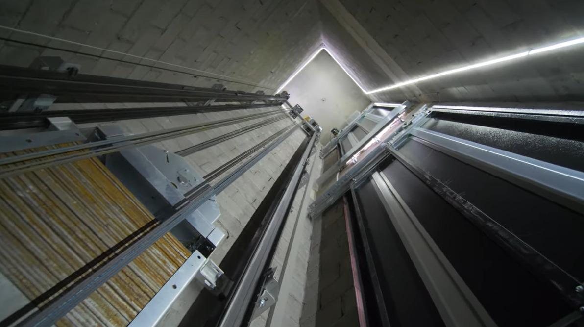 6 liften voor project Domein De Bos in Heist-op-den-Berg